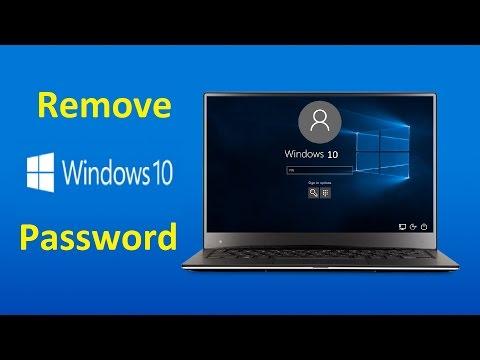 Windows 10 Password Remove!! - Howtosolveit