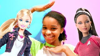 BARBIE DOLL EXTREME MAKEOVER! - Shiloh and Shasha - Onyx Kids