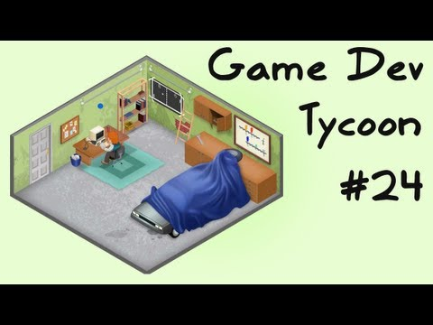 Game Dev Tycoon 24 Expansion Pack