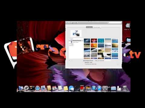 Screen Savers And Desktops - Mac Minute - Episode 33