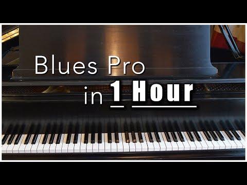 Piano Blues Licks In C