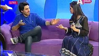 Ahsan Khan In trouble In A Live Show - Plytube.com
