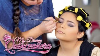 My Dream Quinceañera - Diana Ep 04 - Makeup on Point