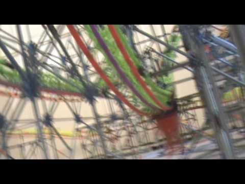 Stealth - Inverted Knex Roller Coaster