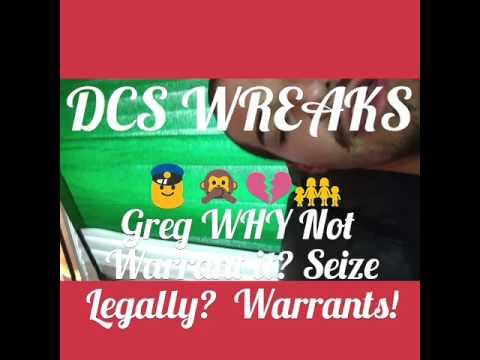 Greg McKay is SEIZE happy! Child Removal DCS / CPS Arizona - No warrants