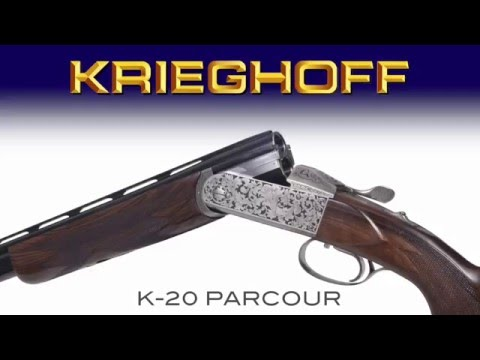 The British Shooting Show 2016: The Krieghoff K-20 Parcour