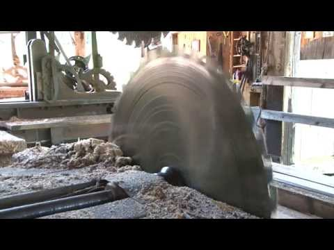 Best of the Historic Steam Sawmill