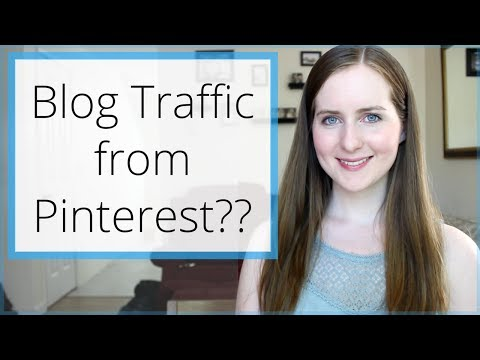 How I Get BLOG TRAFFIC with PINTEREST + Boardbooster Tutorial | Gillian Perkins