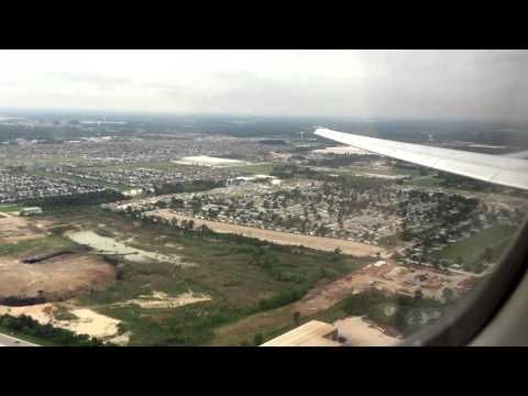 American Airlines MD-80|Dallas To Houston |HD