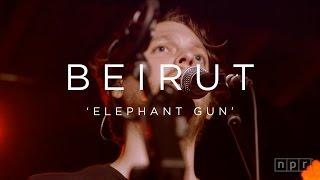 Beirut: Elephant Gun   NPR MUSIC FRONT ROW