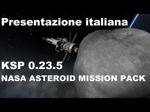 Presentazione Italiana Kerbal Space Program 0.23.5