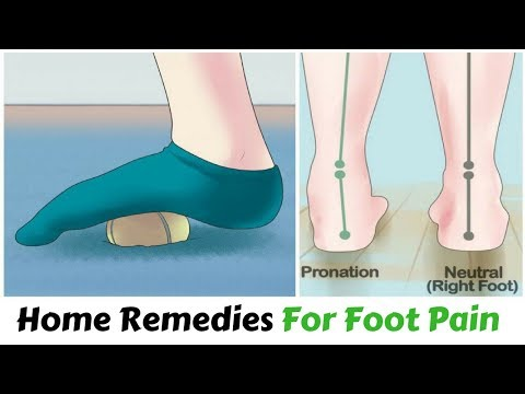 Extreme  Pain in Feet  | How To Relieve  Foot Pain