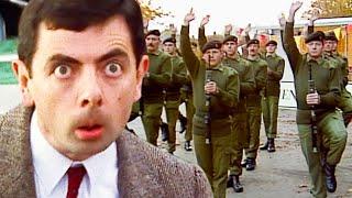 Military BEAN   Mr Bean Full Episodes   Mr Bean Official