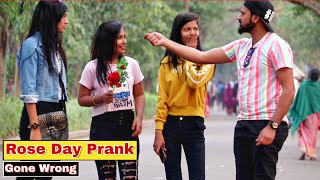 Rose Day Prank On Girl's With Twist ( ROSE DAY SPECIAL ) Prank In India 2020  By TCI