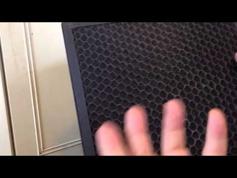 Changing the Alive Air Purifier HEPA Filter