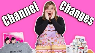 Channel Changes & 2 Million Subscribers Giveaway
