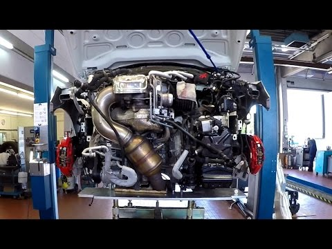Mercedes-AMG M 133 Engine A45 AMG - Taking a Closer Look
