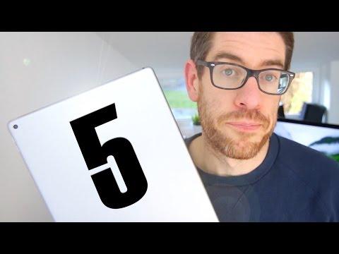 My TOP 5 TIPS - Procreate Tutorial