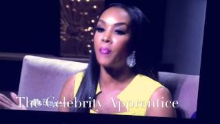 The Celebrity Apprentice Full Fight (Kenya Moore Vs Vivica Fox)