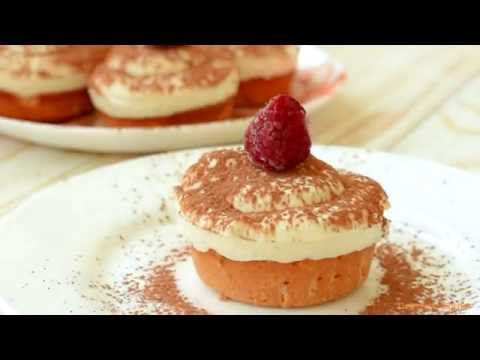Mini Tiramisu Cheesecakes Recipe - Perfect Dessert for Christmas