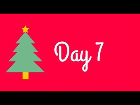 DAY 7: HOW TO PiCK THE PERFECT GiFT
