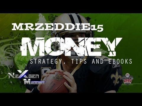 Madden 25 money run play