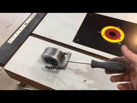 Making A Hand Tool Out Of A Broken Motor