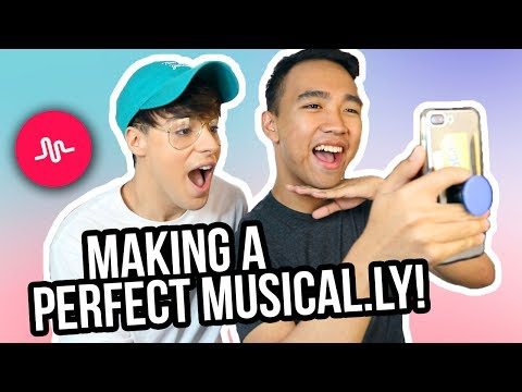TEACHING RAPHAEL GOMES HOW TO MAKE A MUSICAL.LY