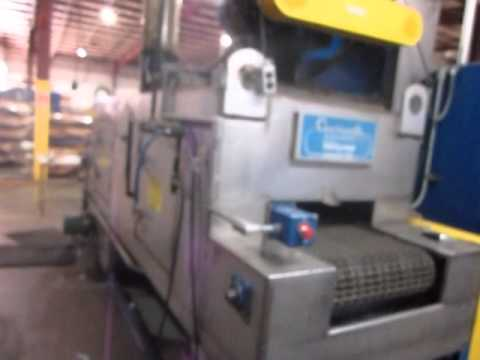 Used Cincinnati Industrial Parts Washer FOR SALE