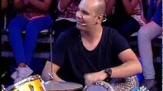 #x202b;العندليب ينسجم مع فرقة صامد غيلان وابتسام الكتيبي وأحمد الحساني#x202c;lrm;