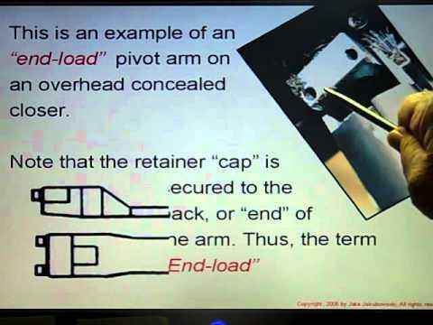 Jake Jakubuwski Presents How To Use Pivot Deactivators on Aluminum Doors