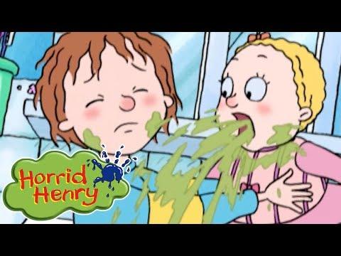 Horrid Henry - Henry Changes a Nappy | Cartoons For Children | Horrid Henry Episodes | HFFE