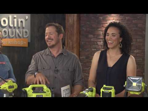 Beyond the Drill with RYOBI Power Tools