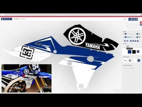 Designing Your Own Decals Couldn't Be Easier With Motocal.
