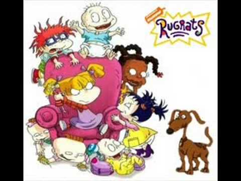 Rugrats - Cynthia Work Out