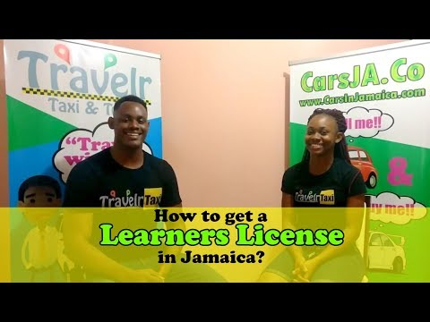 How to get a learners license in Jamaica | CarsJa.Co 1