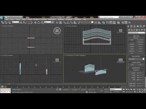 3ds Max House Modeling Tutorial: How to Model A Bed for Architectural Interior Design