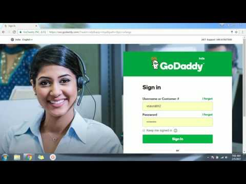 How to Change DNS of Godaddy