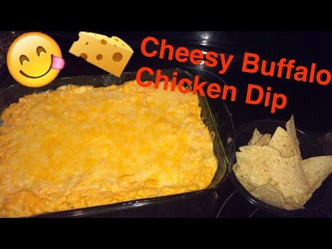 How to Make: Cheesy Buffalo Chicken Dip