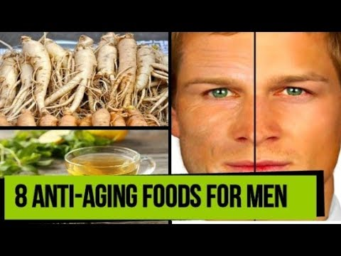 Anti-aging food for men | Foods men should eat to look young |