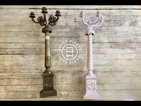 How to paint metal with Chalk Paint® by Annie Sloan