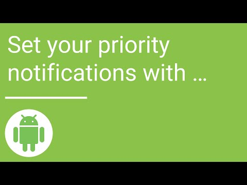 Set your priority notifications with Android 5.0 Lollipop