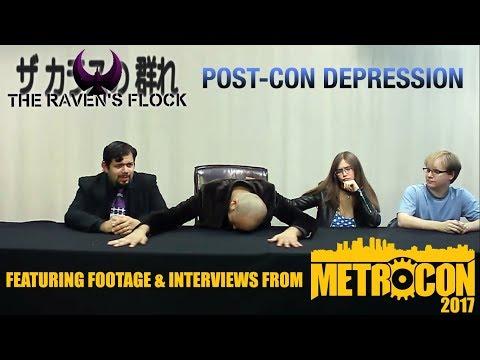 The Raven's Flock - Post-Con Depression (MetroCon 2017)