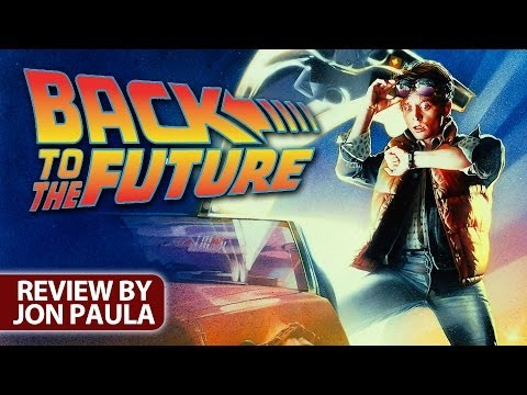 Back To The Future -- Movie Review #JPMN