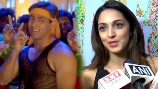 Kiara Advani Comment On Salman Khan