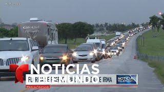 Las Noticias de la mañana, jueves 7 de septiembre de 2017   Noticiero   Noticias Telemundo