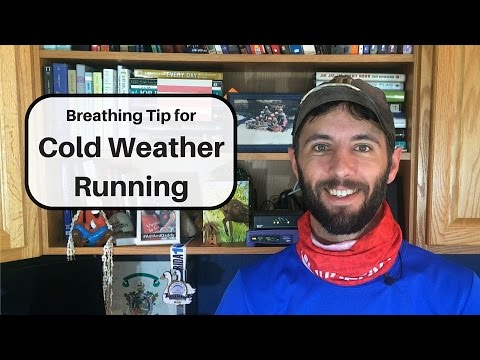 Breathing Tip for Running in the Winter