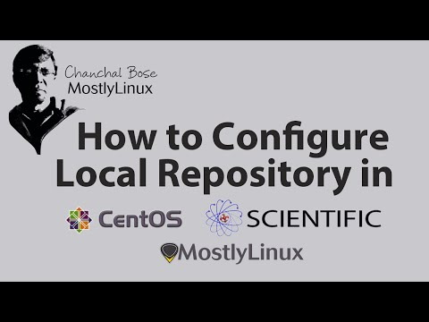 Configure Local Repository in CentOS or MostlyLinux or Redhat or Scientific Linux