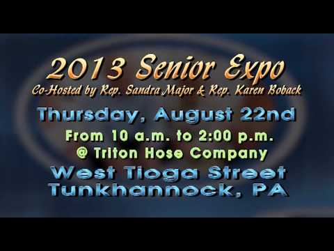 You're Invited to My Annual Senior Expo