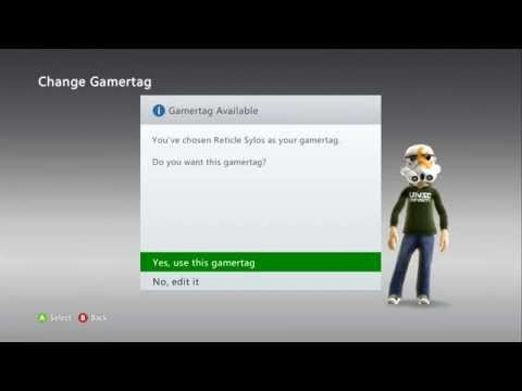 Changing my Gamertag!